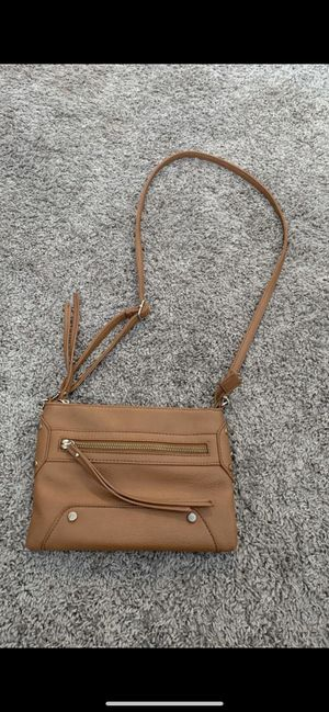 Little brown purse for Sale in Tacoma, WA