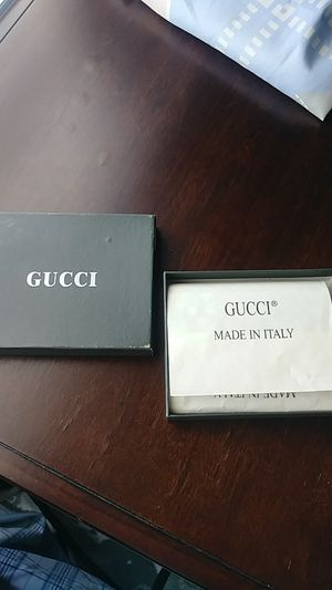 Gucci Wallet for Sale in Castle Rock, CO