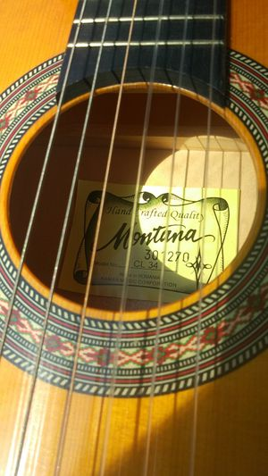Montana CL-34 Hand Crafted Guitar for Sale in Washington, DC