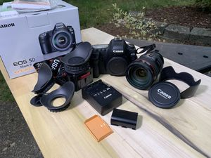 Canon 5D mkii + 24-105 L lens for Sale in Mill Creek, WA