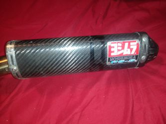 Yoshimura Rs-5 Carbon fiber slip On Exhaust for Sale in Dinuba,  CA