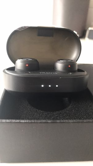 BRAND NEW NEVER WORN! Bluetooth Deep Bass Earbuds! for Sale in Chicago, IL