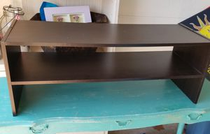 Black table top shelf for Sale in Palm Harbor, FL