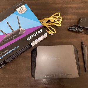Netgear Nighthawk AC1900 Gaming Wifi Router for Sale in Signal Hill, CA