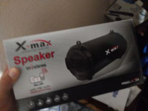 Xmax Bluetooth speaker brand new never use for Sale in Fresno, CA