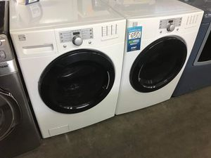 Kenmore Front Load Washer and Dryer Set!!! for Sale in Chino, CA