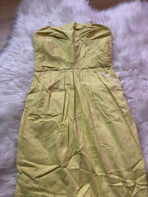 Yellow summer dress for Sale in Wilmington, DE