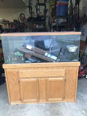 Large Fish Tank for Sale in Naperville, IL