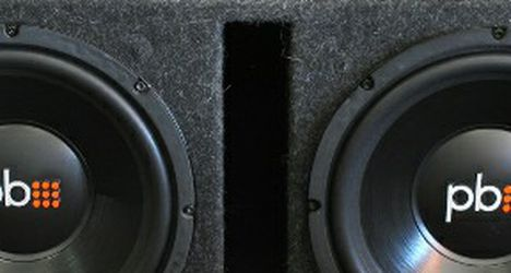 PB 12 Inch Subwoofers W/ Box for Sale in Norfolk,  VA