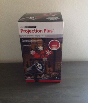 Christmas projector for Sale in Long Beach, CA