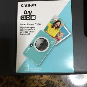 Canon Ivy (Instant Camera Printer) for Sale in The Bronx, NY