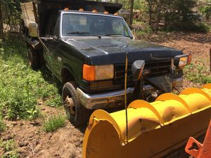 87 Ford F-350 4x4 Mason Dump NOW $1800 for Sale in Beachwood, NJ