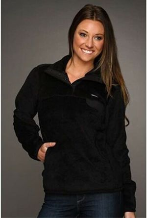 Patagonia Women's Re-Tool Snap-T Pullover Sweater - Black - Size: Small - Retails for $120 for Sale in Fort Worth, TX