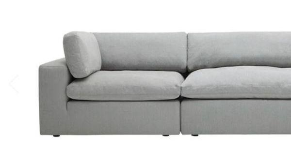 Super Comfy Modani Sofa - Like NEW