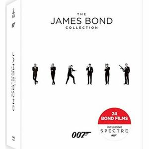 The James Bond Collection (Blu-ray) for Sale in Sandy, UT
