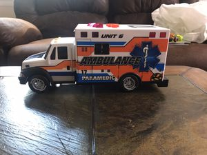 Toy ambulance for Sale in Alexandria, VA