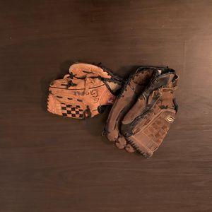 Misc Baseball Gloves for Sale in Glendale, AZ