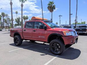 2013 Nissan Titan for Sale in Mesa, AZ