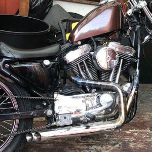 1999 Harley Davidson Sportster 1200 Trade for Sale in San Lorenzo, CA