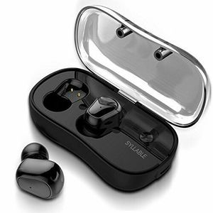 Syllable D900P Wireless Bluetooth 5.0 Headsets Microphone with Charging Case for Sale in Los Angeles, CA