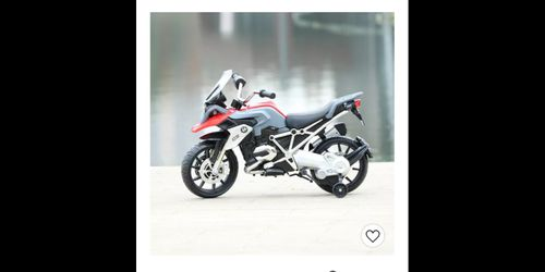 Ride-On BMW Motorcycle for Sale in Loganville,  GA