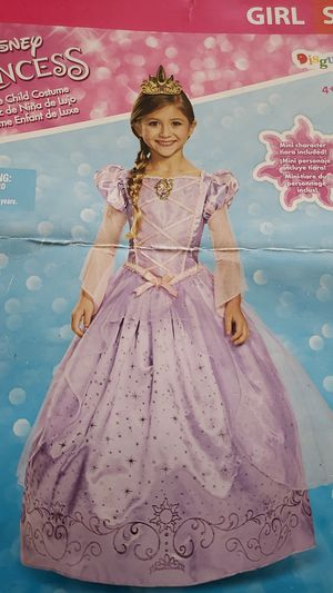 Princess Rapunzel for Girl for Sale in El Paso, TX