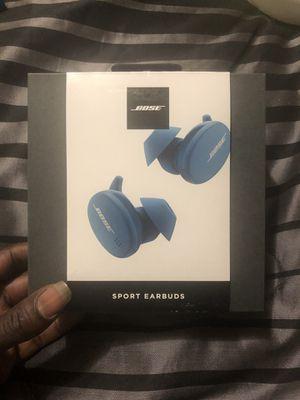 Bose Sport Earbuds for Sale in Philadelphia, PA