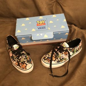 "VANS Shoes - Disney ""Toy Story"" for Sale in West Palm Beach, FL"