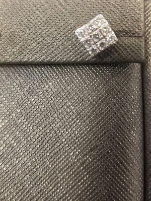 Diamond Cluster Earrings for Sale in Phoenix, IL
