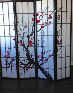 """New """"Cherry Tree"""" Privacy/Room Divider for Sale in Washington, DC"""