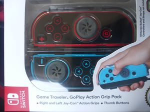 Nintendo switch grip pack for Sale in Clearwater, FL