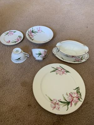 1960's China antique dinner ware for Sale in Cherry Hill, NJ