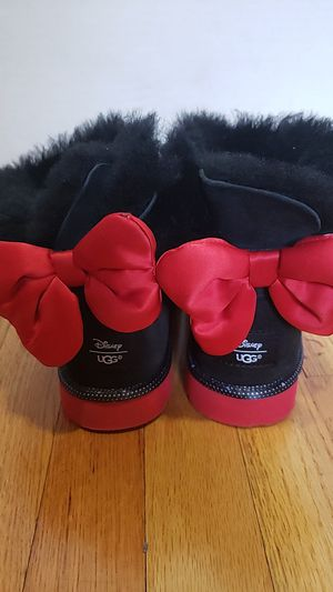 UGG Australia, Disney Minnie Mouse children's boot for Sale in The Bronx, NY