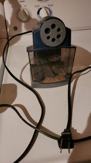 Electric pencil sharpener for Sale in Dallas, TX
