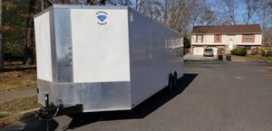 2019 diamond cargo trailer 8.5x24 10k lb for Sale in Sicklerville, NJ