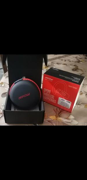 Mpow Flame Bluetooth Earphones Sport IPX7 Waterproof Wireless Noise Supression In-Ear Sport Earbuds for Sale in Bakersfield, CA