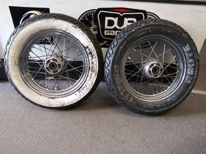 Motorcycle rims Pirelli tires Yahama new for Sale in Bolingbrook, IL