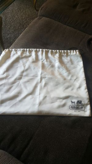 Coach garment bag for purse for Sale in Tinley Park, IL