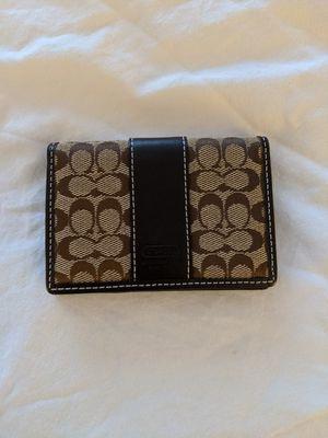 Small coach wallet for Sale in Alexandria, VA