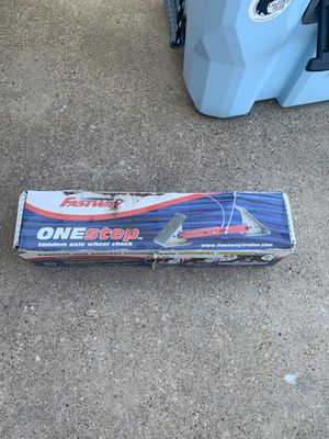 Onestep tandem axle wheel chock for Sale in Corinth, TX