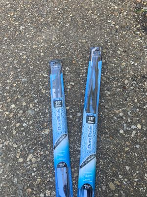 Windshield wipers- Lightly used for Sale in Worcester, MA