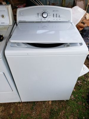 Kenmore HE Washer and Super-capacity dryer for Sale in Nashville, TN