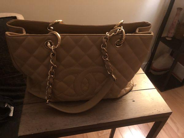 Chanel bag .