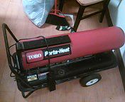Toro portable-heat model 53402 for Sale in West Valley City, UT