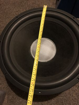 CUSTOM BUILT 21 inch Subwoofer for Sale in Tempe, AZ