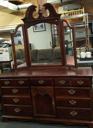 Incredible Antique Open Hutch Buffet - Delivery Available, for Sale in Tacoma, WA