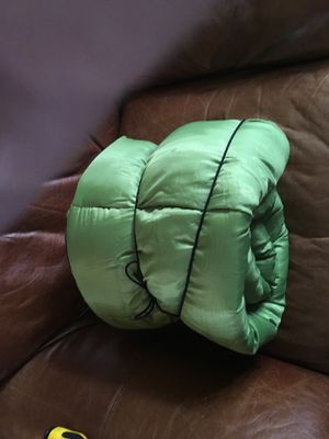 Youth sleeping bag green for Sale in Reisterstown, MD