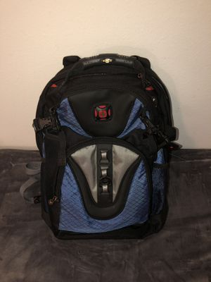 New Swiss Gear Laptop Backpack Shock Absorbing for Sale in Woodbridge, VA