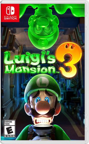 Brand New in Shrinkwrap - Luigis Mansion 3 Nintendo Switch for Sale in Fontana, CA