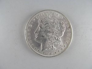 1896 Morgan Silver Dollar -- BLAST WHITE UNCIRCULATED COIN! for Sale in Bolingbrook, IL